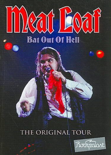 BAT OUT OF HELL:ORIGINAL TOUR BY MEAT LOAF (DVD)